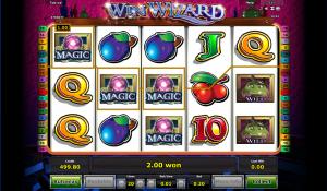 winning wizard ilmaiskierroksilla