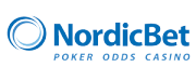 Nordicbet casino casinokokemus logo kasinoarvostelu