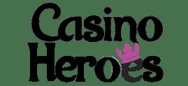 casinoheroes casinokokemus logo arvosteluita
