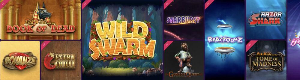 rank&fred casinokokemus pelejä ja kokemuksia