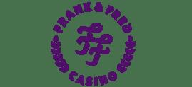frank&fred logo casinokokemus