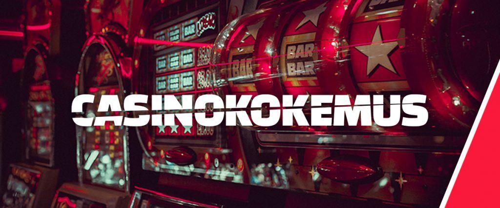 Casinokokemus nettikasinot