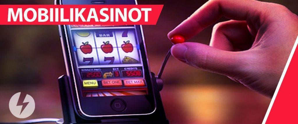Mobiilikasinot casinokokemus