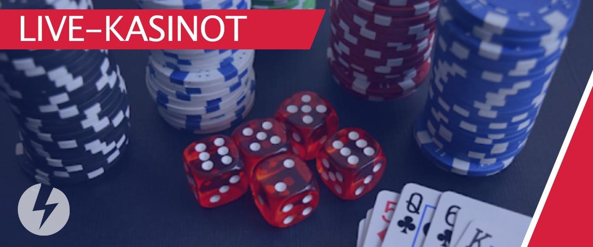 live-kasinot