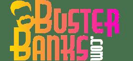 buster banks casinokokemus kasinoarvostelu logo
