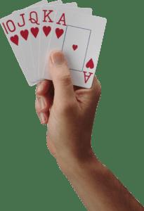 kasino on kiva korttipeli, lue Casinokokemus-artikkeli!