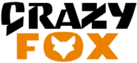 crazy fox logo casinokokemus