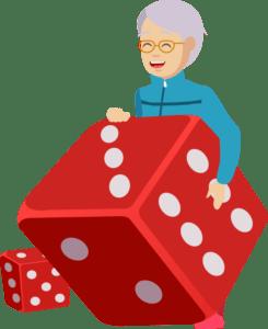 Casinokokemuksen Maijakin pelaa kasinopelejä!