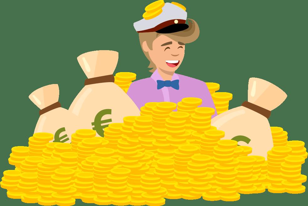 Bonuskoodit voivat tuoda suuretkin hyödyt