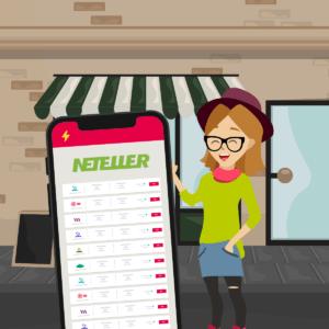 Miten Neteller-kasinoille rekisteröidytään ja talletetaan?
