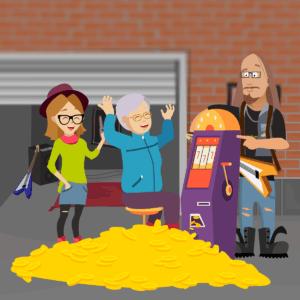 Miten löydän parhaat kierrätysvapaat ilmaiskierrokset