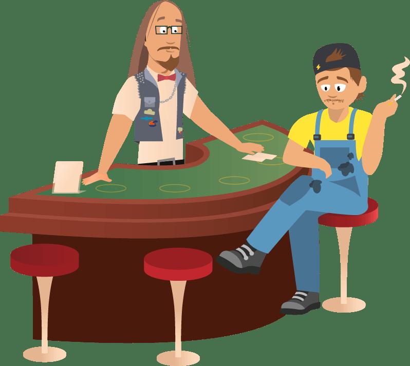 Korttipelit - nettikasinot