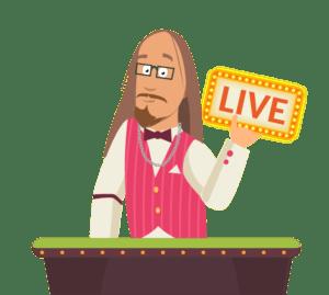 live kasinot