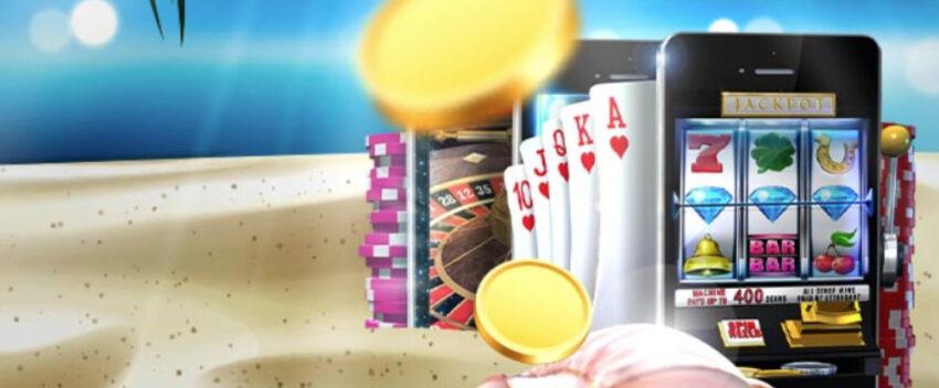 Pokeri + slot pelit