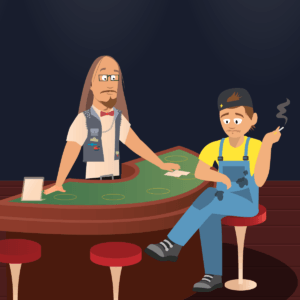 blackjack casino kokemus