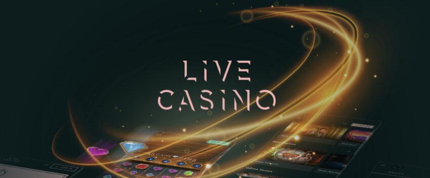 live casino casinokokemus