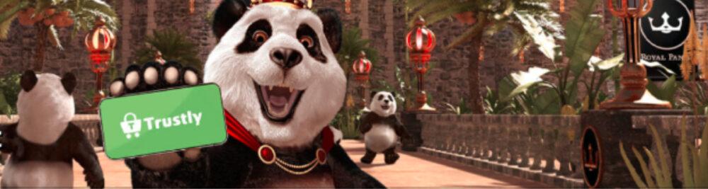 royal panda hero