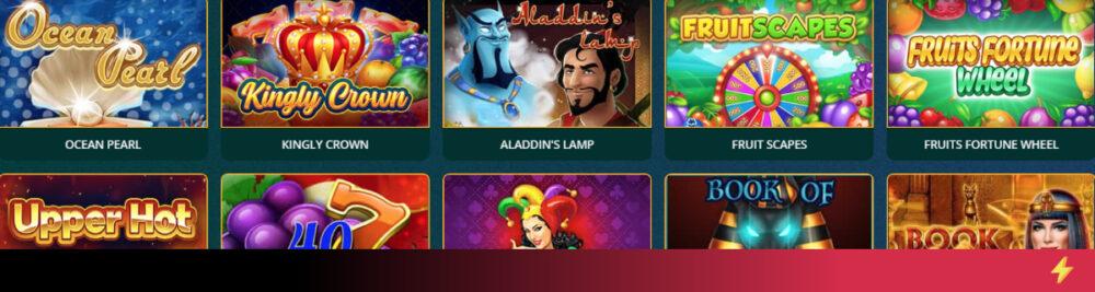 casino alpha
