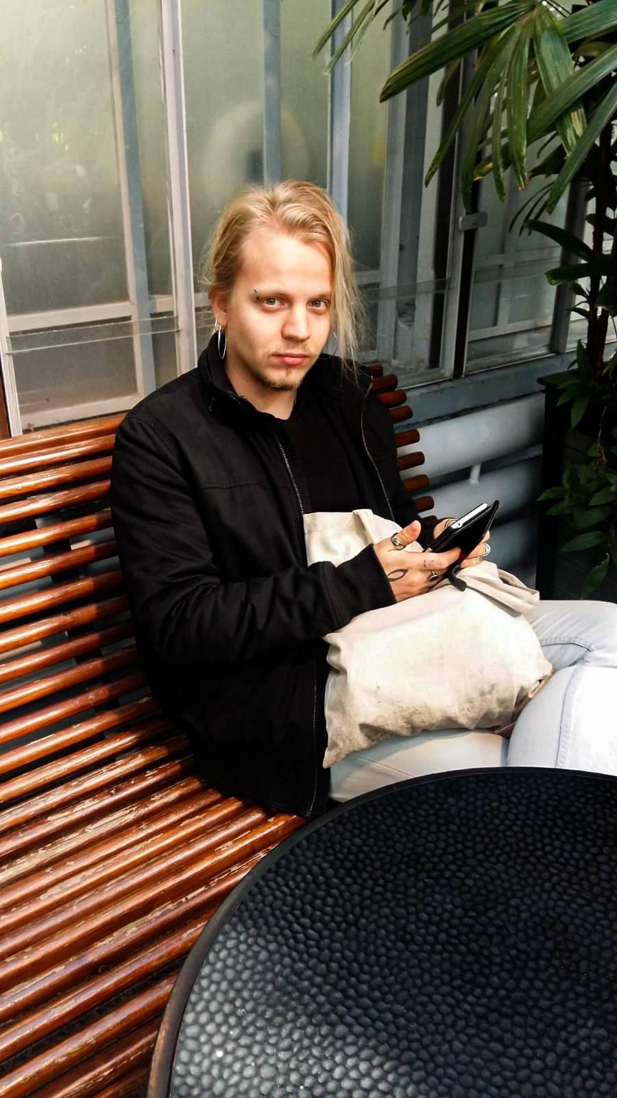 Nicolas Harju - Kirjoittaja - Casinokokemus