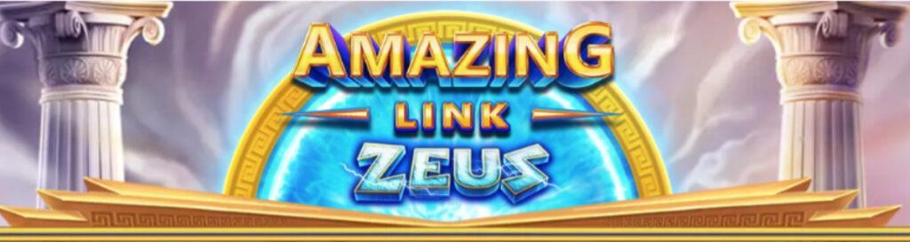 Amazing link zeus - kolikkopeli - casinokokemus