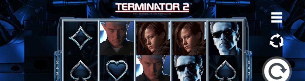terminator 2 - casinokokemus